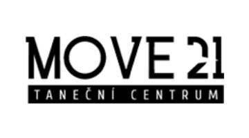Logo Taneční centrum MOVE 21