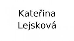 Kateřina Lejsková