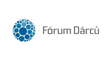 Logo Fórum dárců