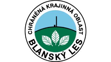 Logo CHKO Blanský les